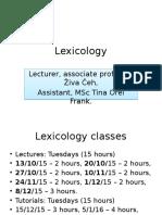 Lexicology.20.10.2015