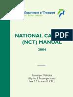 Nct Manual