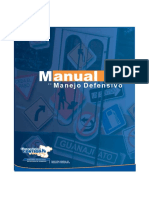 Manual de Manejo