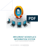 Bsbinm401a Implement Workplace Information System Assess 2