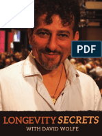 Longevity Secrets With David Wolfe