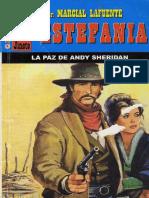 La Paz de Andy Sheridan