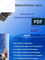 Innovations in Teaching Learning Process Indore