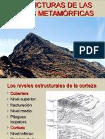 Estructuras Rocas Metamorficas