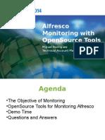 Alfresco Monitoring
