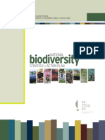 20141211 Biodiversity STRATEGY Action Plan en 2014