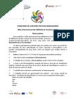 Regulamento Concurso Cartazes Mibe 2016