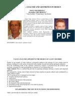 Aplicatiile Analizei Valorii-4-Optimizarea Volantului Concasorului-Autori