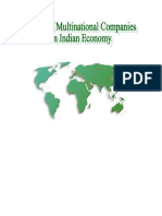 127320521 Impact of MNCs on Indian Economy