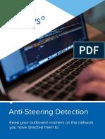 Cellusys Antisteering Detection v3.1
