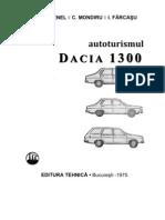 Autoturismul Dacia 1300