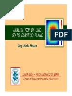 FEM Stato Piano (a Colori)