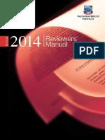 ReviewersManual-2014