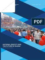 National Identity & the Future of Russia
