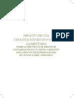 2. Impacto de Una Capacitacion en Inocuidad Alimentaria