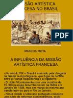 10 - Missão Artística Francesa No Brasil
