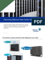Delivering Optimum Data Center Solutions 2016