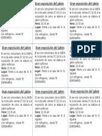 convocatoria EXPOSICION DEL JABON.pptx
