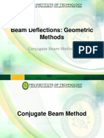 Conjugate Beam Method