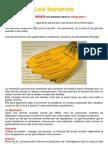 Le Secret Des Bananes