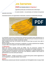 Le Secret Des Bananes