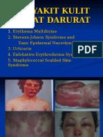 Penyakit Kulit Gawat Darurat