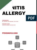 Rhinitis Allergy