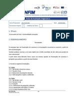 Ficha de Avaliação Diagnóstica - TIC