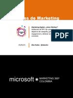 Martes de Marketing - Mayo 1