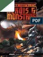 Heróis e Monstros - Manual
