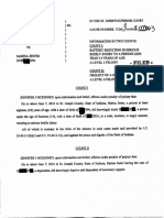 Probable Cause document