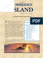 Ilha Proibida - Manual