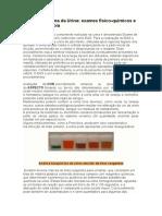 Exame de Rotina Da Urina