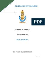 Guia - o Que é Maçonaria Para Candidatos-Integral-PDF