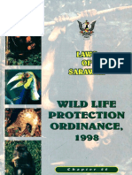 Wildlife Protection Ordinance98 Chap26