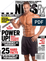 Fitness Rx for Men - September 2016 USA