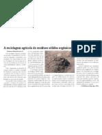 Reciclagem agricola RSO