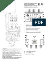 Manual KL 505