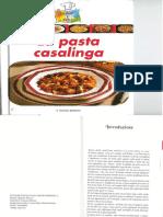 AA. VV. La Pasta Casalinga. Cucinare e Facile