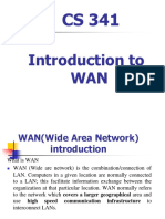 Lecture 2 Introduction to WAN