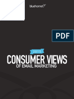 2015 Consumer Views of Email Marketing Questioons