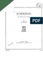 Feld, J. Scherzino