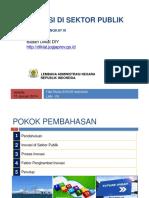 Inovasi Di Sektor Publik PIM3