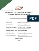 Informe de Practicas i - Imprimir