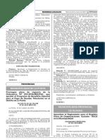 Aprueban el Reglamento para el Registro Único de Organizaciones Sociales - RUOS en la Municipalidad