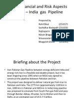 India Iran Pipeline Project