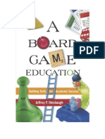 A Board Game Education - Cap 1