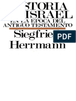 Hermann Siegfried - Historia de Israel