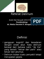Slide Delirium