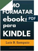 Como Formatar Kindle